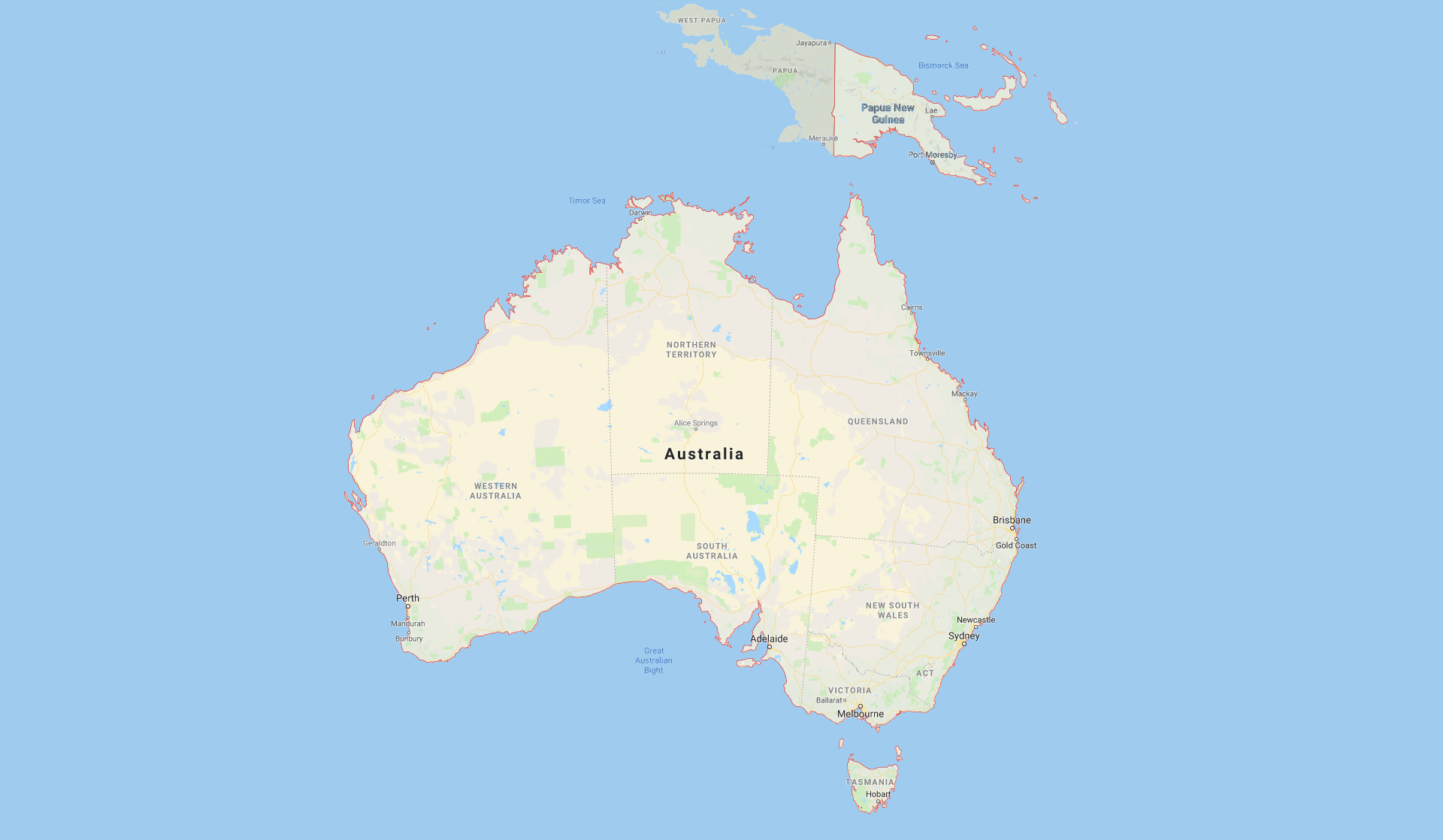 australia-papua
